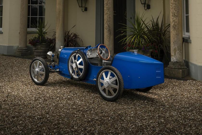 Nó là một sản phẩm mang tính tri ân và kỷ niệm 110 năm thương hiệu Bugatti
