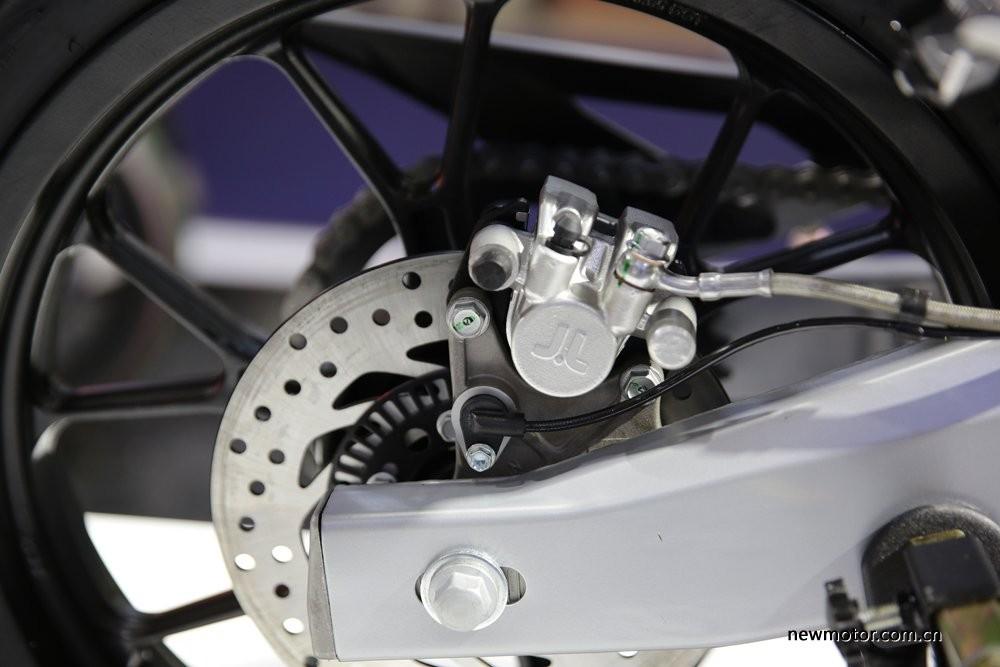 Hệ thống phanh ABS trên GPR250