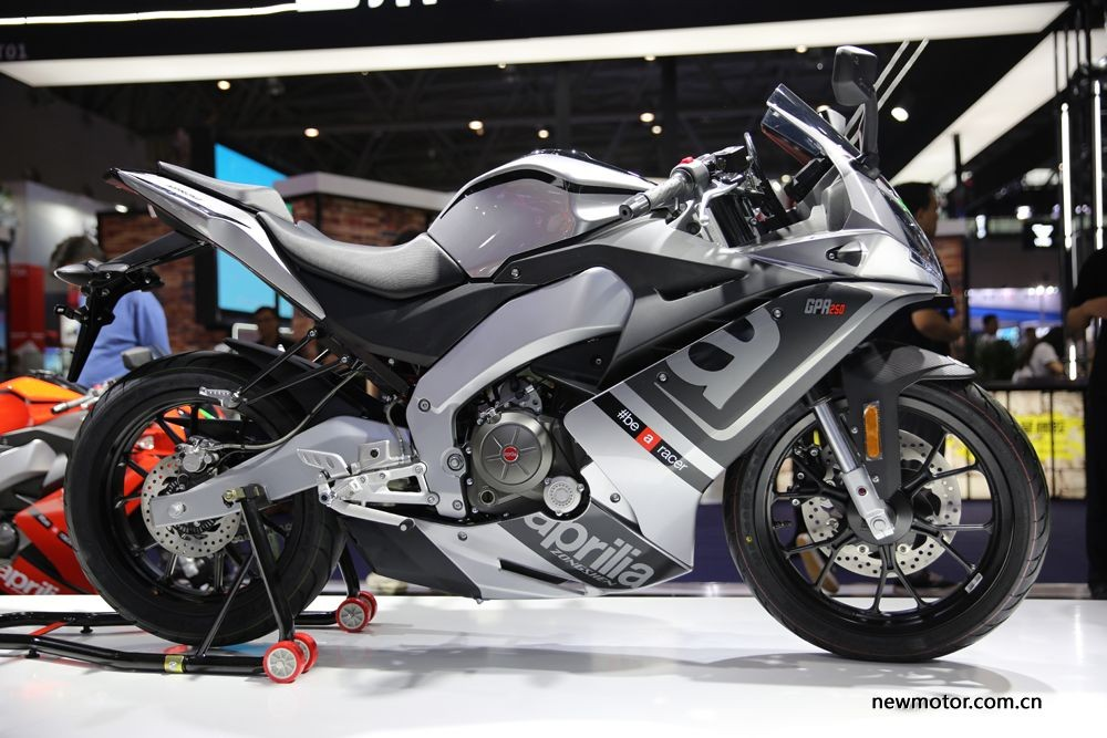 Mẫu Sport bike cỡ nhỏ mang thiết kế tuyệt đẹp