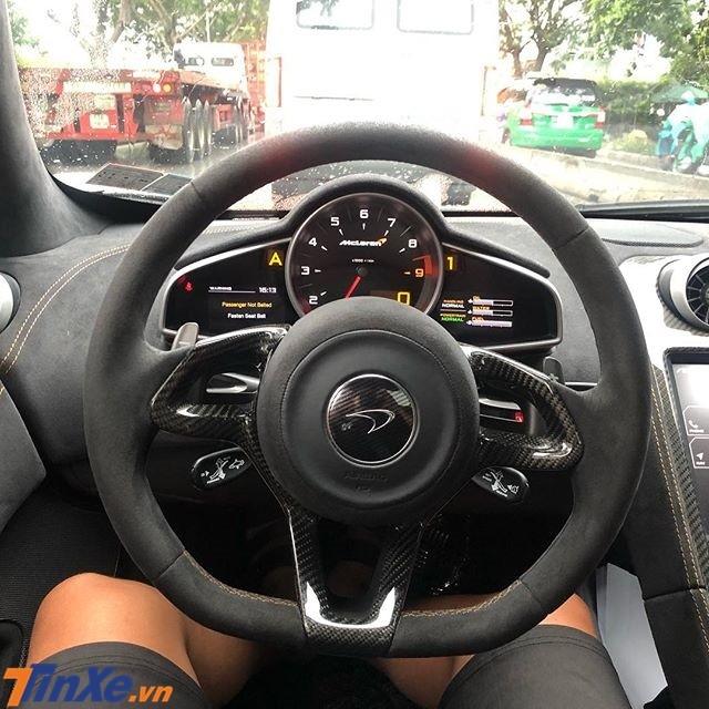 Việc độ pô IPE cũng giúp mô-men xoắn cực đại của McLaren 650S Spider tăng thêm 68 Nm