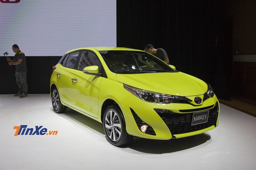 Toyota Yaris hiện đang được đại lý giảm giá từ 25 – 40 triệu đồng