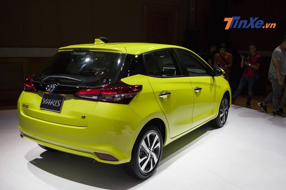 Kể từ đầu năm 2019, Toyota Yaris thường xuyên đạt doanh số dẫn đầu phân khúc hatchback hạng B