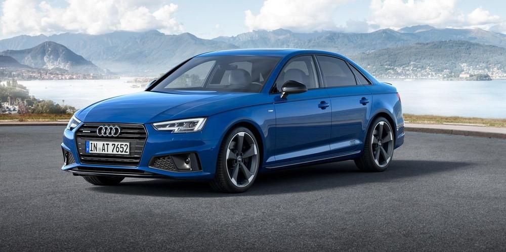Thiết kế bên ngoài của Audi A4 2019