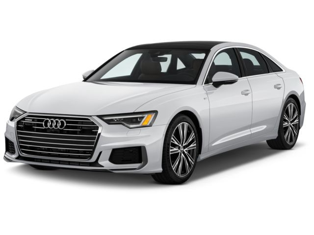Audi A6 Trắng