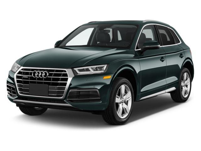 Audi Q5 Xanh lục Azores