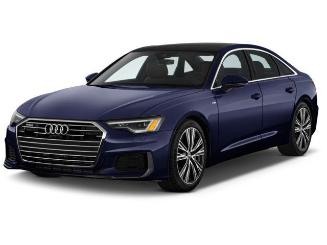 Audi A6 Xanh