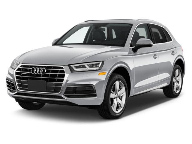 Audi Q5 Trắng Glacier