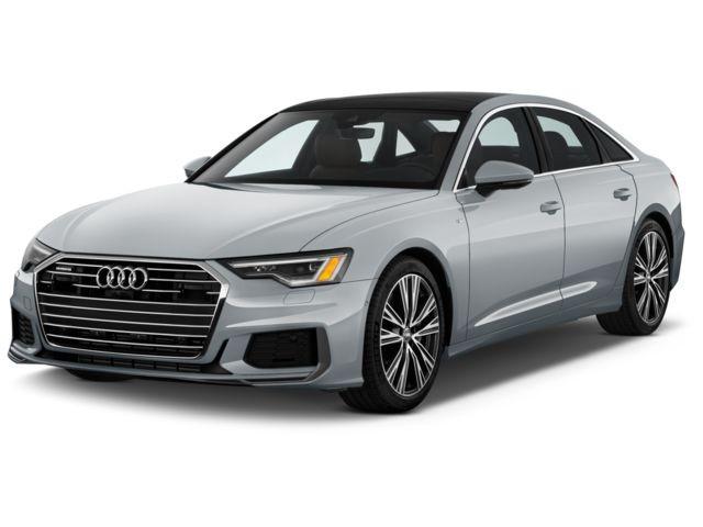 Audi A6 Trắng Glacier