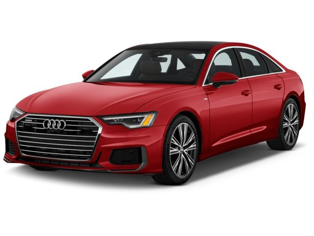 Audi A6 Đỏ Tango