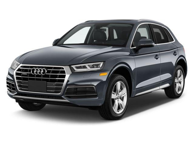 Audi Q5 Xám Monsoon