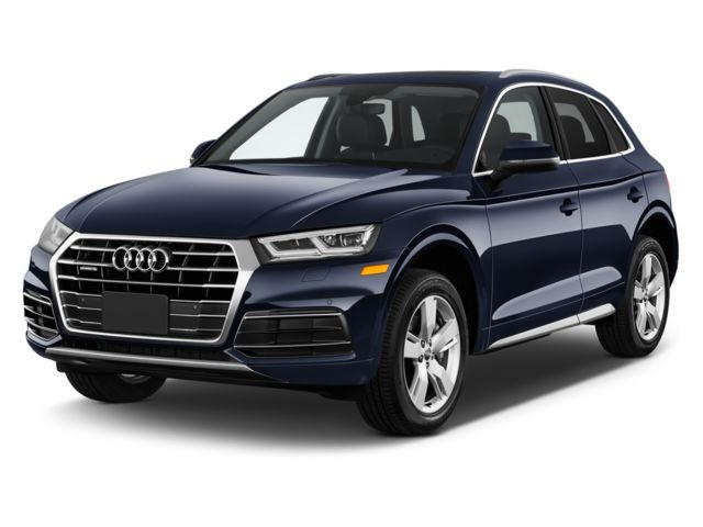 Audi Q5 Xanh Moonlight