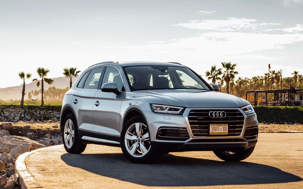 Dáng vẻ bên ngoài của Audi Q5