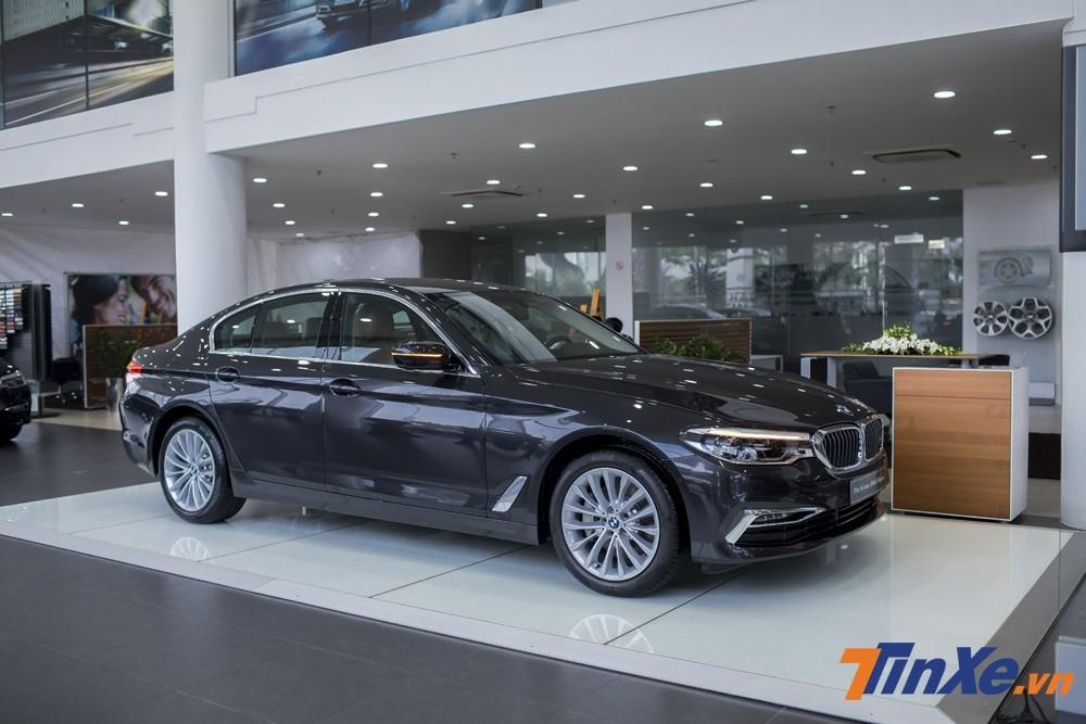 BMW 5-Series đang có ưu đãi giảm giá tới 230 triệu đồng
