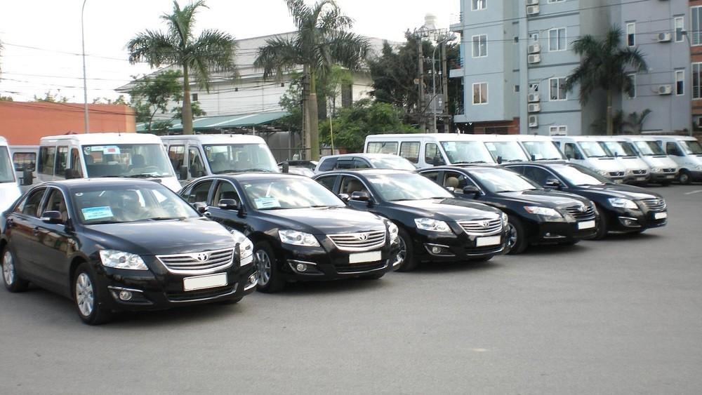 Nhiều mẫu xe công sẽ được đấu giá thanh lý với giá khởi điểm siêu rẻ vào cuối tháng này và đầu tháng 10 tới đây