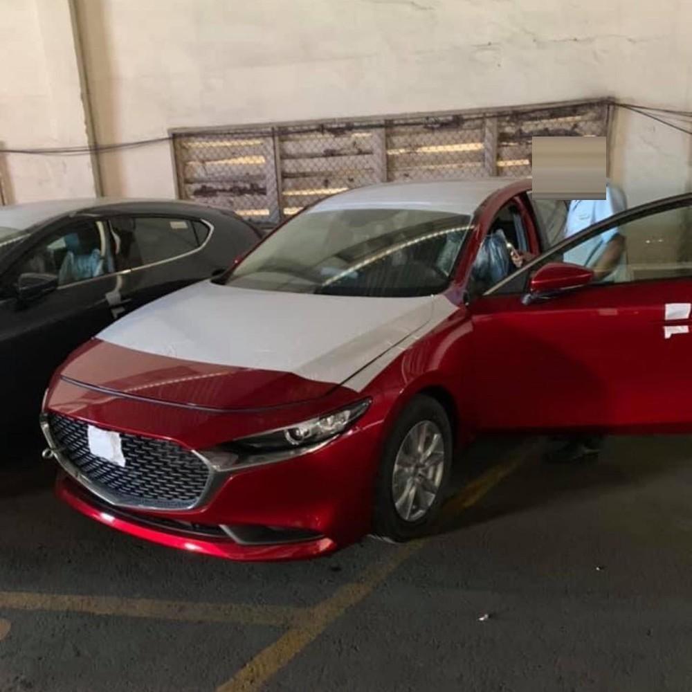 Mazda3 2019 xuất hiện tại Việt Nam trước ngày ra mắt chính thức