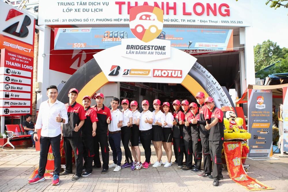 Bên cạnh các hoạt động bán hàng, Bridgestone Việt Nam cũng rất quan tâm đến các hoạt động xã hội, cộng đồng.
