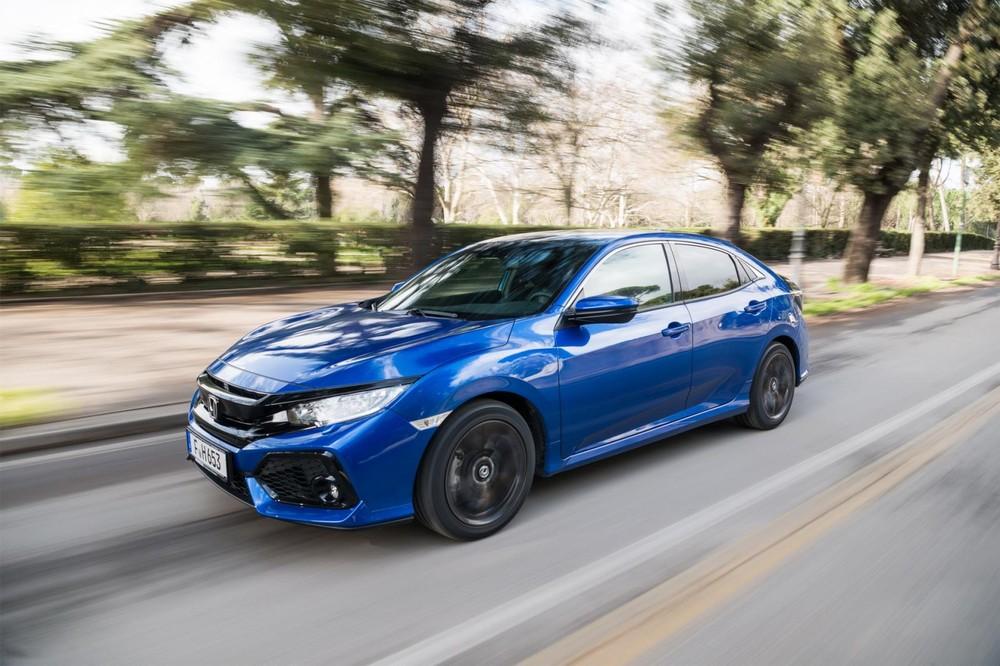 Honda Civic bản máy dầu
