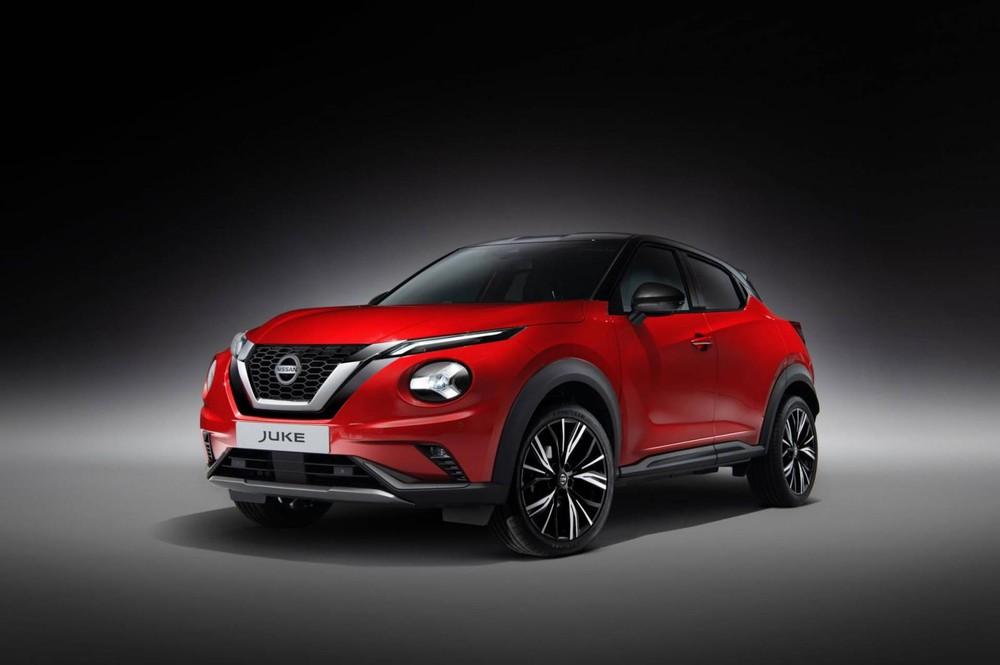 Thiết kế ngoại thất Nissan Juke 2020