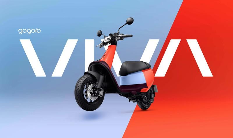 Gogoro Viva là mẫu xe máy điện mới, nhỏ nhất và nhẹ nhất mà Gogoro từng sản xuất