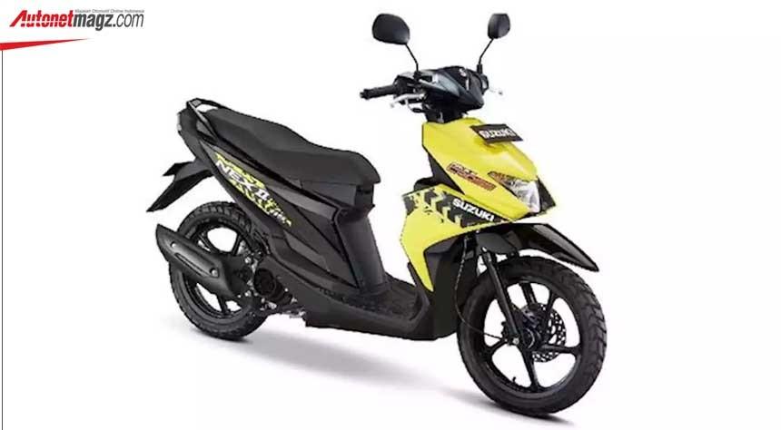Suzuki Nex II Cross Tiêu chuẩn