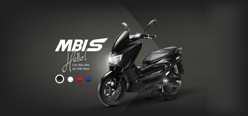 MBIGO MBI S với 4 màu