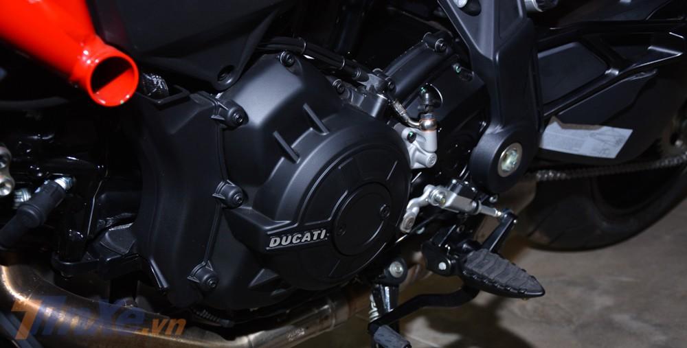Ducati Diavel 1260S 2019 sản sinh công suất tối đa 159 mã lực