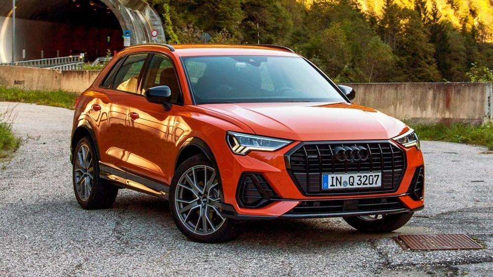 Thiết kế Audi Q3