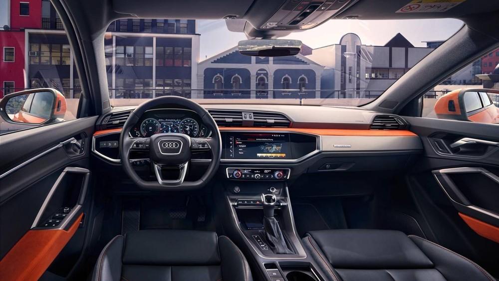 Nội thất Audi Q3
