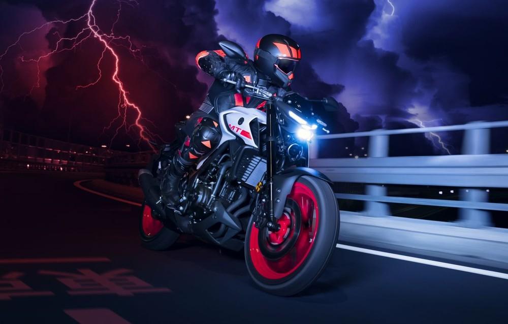Naked bike Yamaha MT-25 MT-03 2020 ra mắt giá từ 88 triệu VNĐ