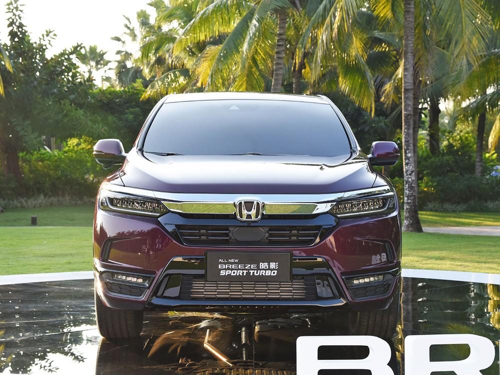 Cận cảnh thiết kế đầu xe của Honda Breeze 2020