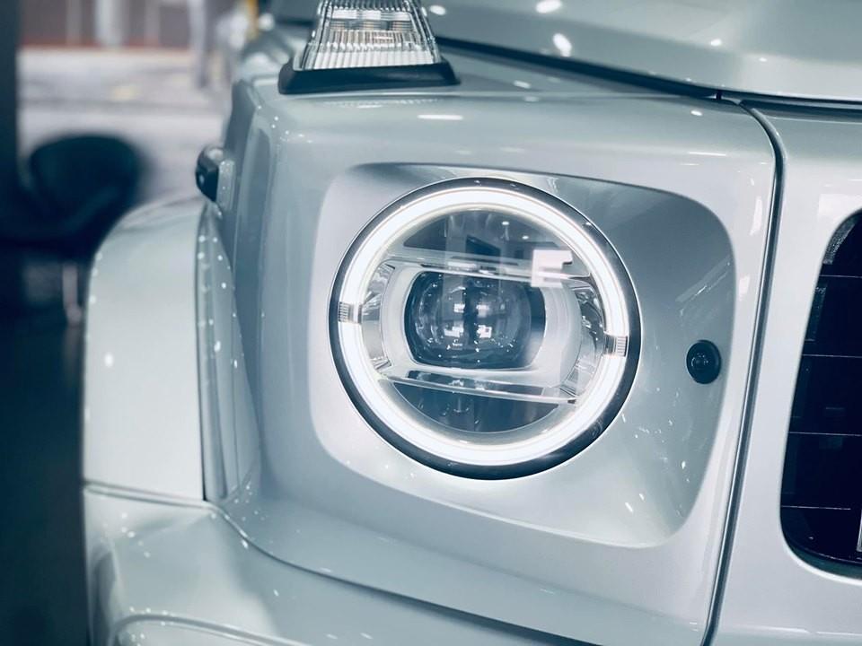Đèn pha LED của Mercedes-AMG G63 2019