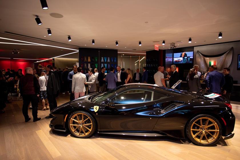 Chương trình Tailor Made của Ferrari sẽ đưa ra ba hướng đi cho khách hàng
