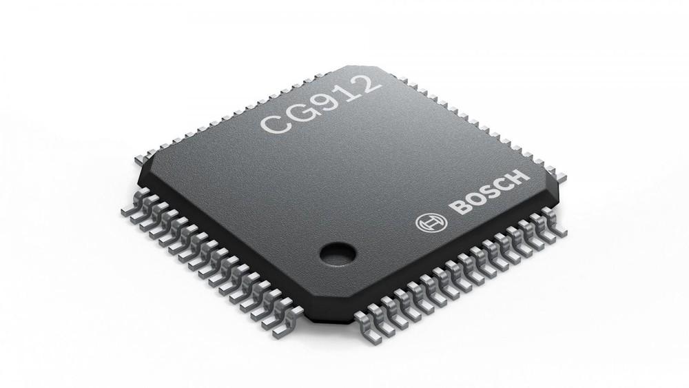 Con chip CG912 tích hợp cùng hệ thống túi khí có tác dụngphát hiện khi nào xe va chạm