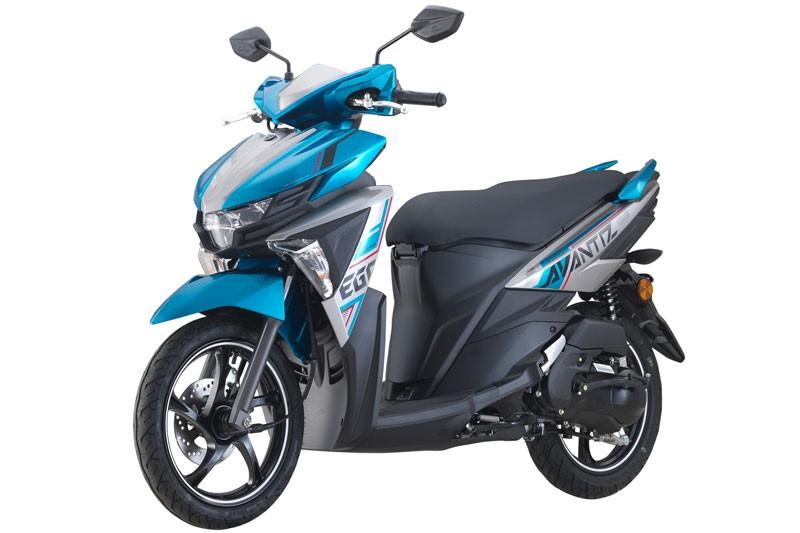 Yamaha Ego Avantiz 2019