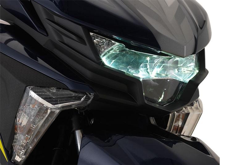 Yamaha Ego Avantiz 2019 sở hữu đèn pha LED cá tính