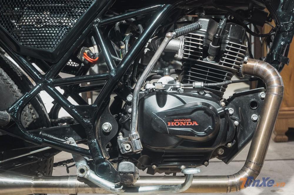 Honda X-150 Bulleting bản độ từ Zife Design