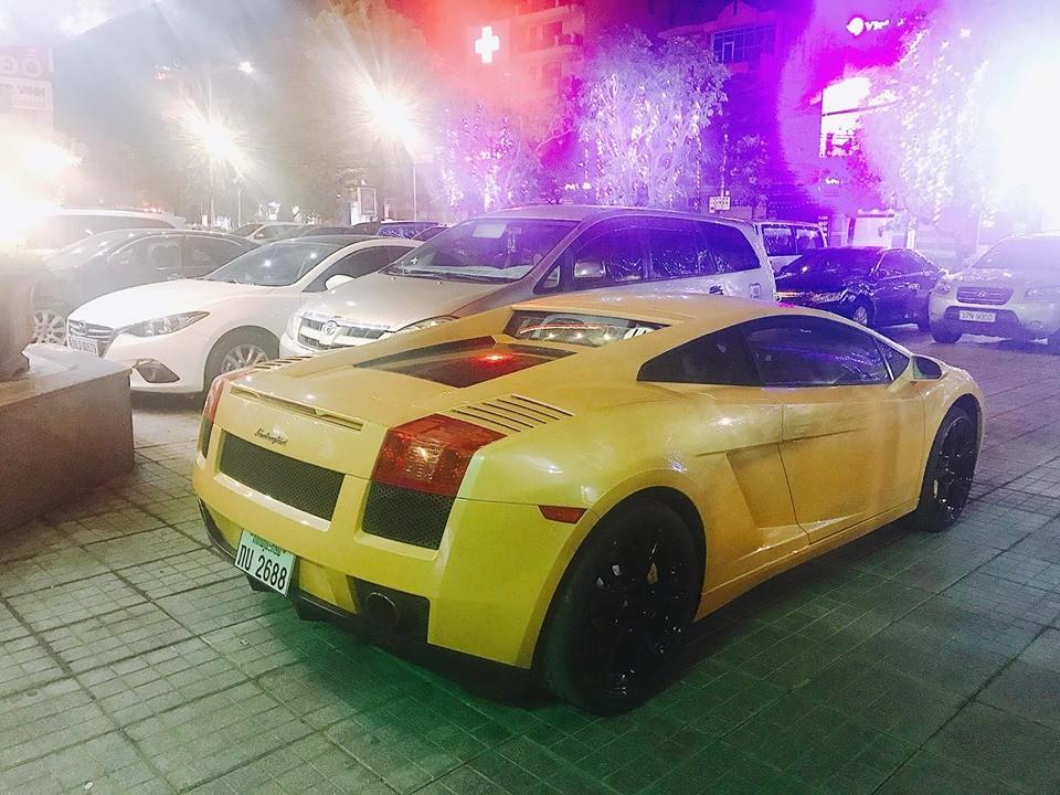 Lamborghini Gallardo hiện đã dừng sản xuất