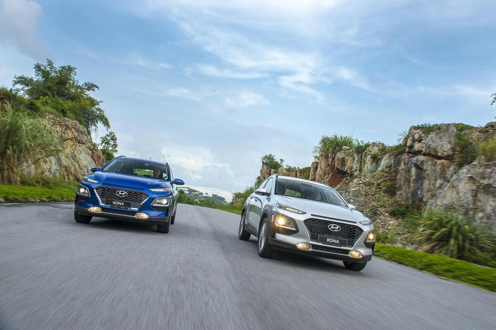 Hyundai Kona tiếp tục là mẫu xe bán chạy nhất phân khúc B-SUV