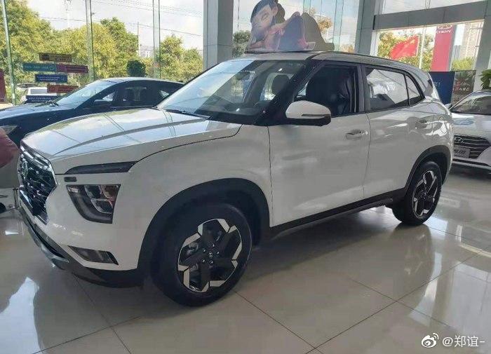 Hyundai ix25 2020 xuất hiện tại đại lý ở Trung Quốc