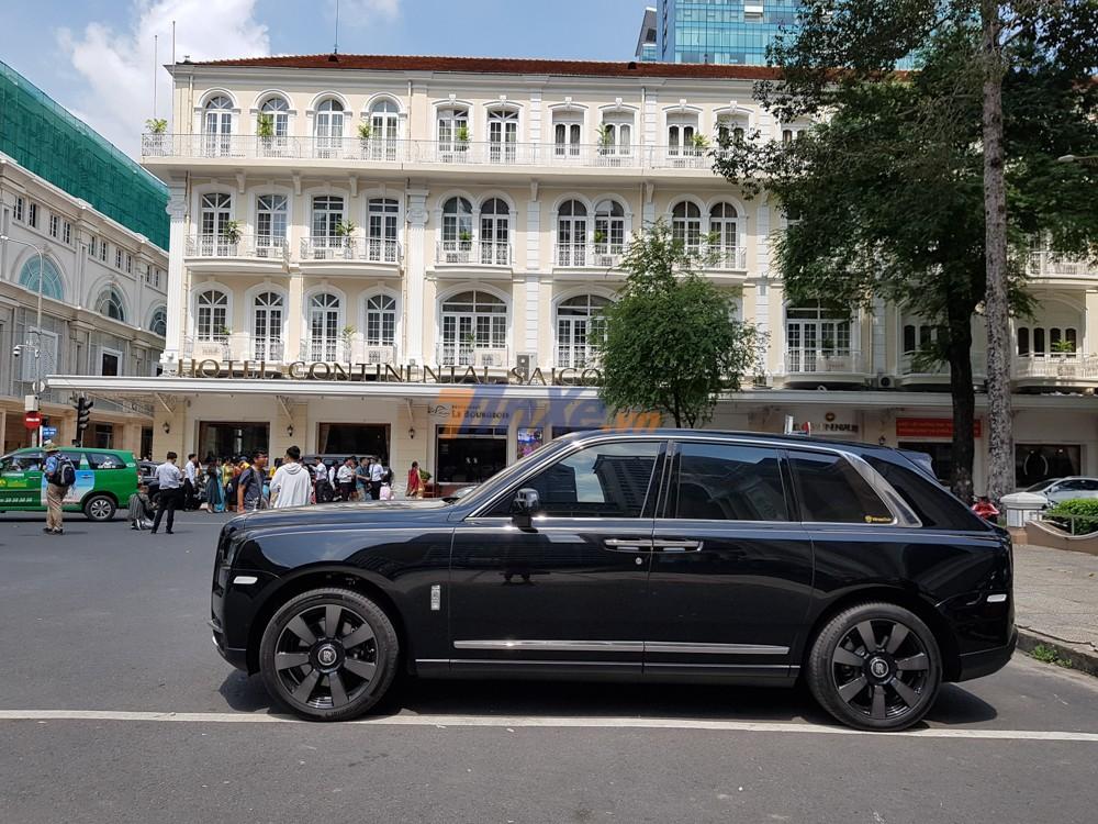 Rolls-Royce Cullinan hiện đã có hơn 6 chiếc xuất hiện tại Việt Nam