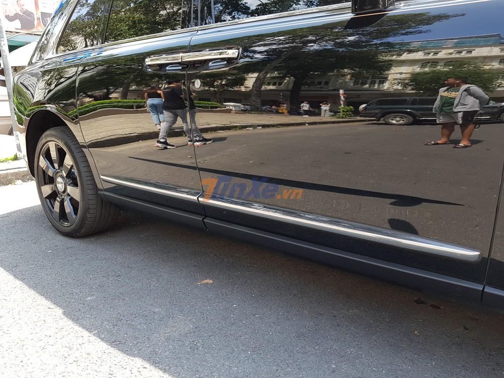 Số lượng Rolls-Royce Cullinan về Việt Nam đều được nhập khẩu không chính hãng