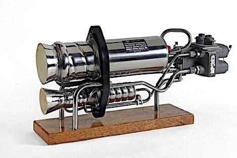 Động cơ tên lửa cỡ nhỏ được sản xuất bởi Harley để phục vụ Quân đội Mỹ