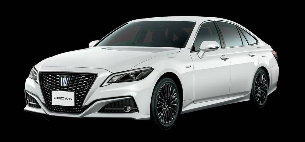 Toyota Crown Sport Style 2020 dành cho thị trường Nhật Bản