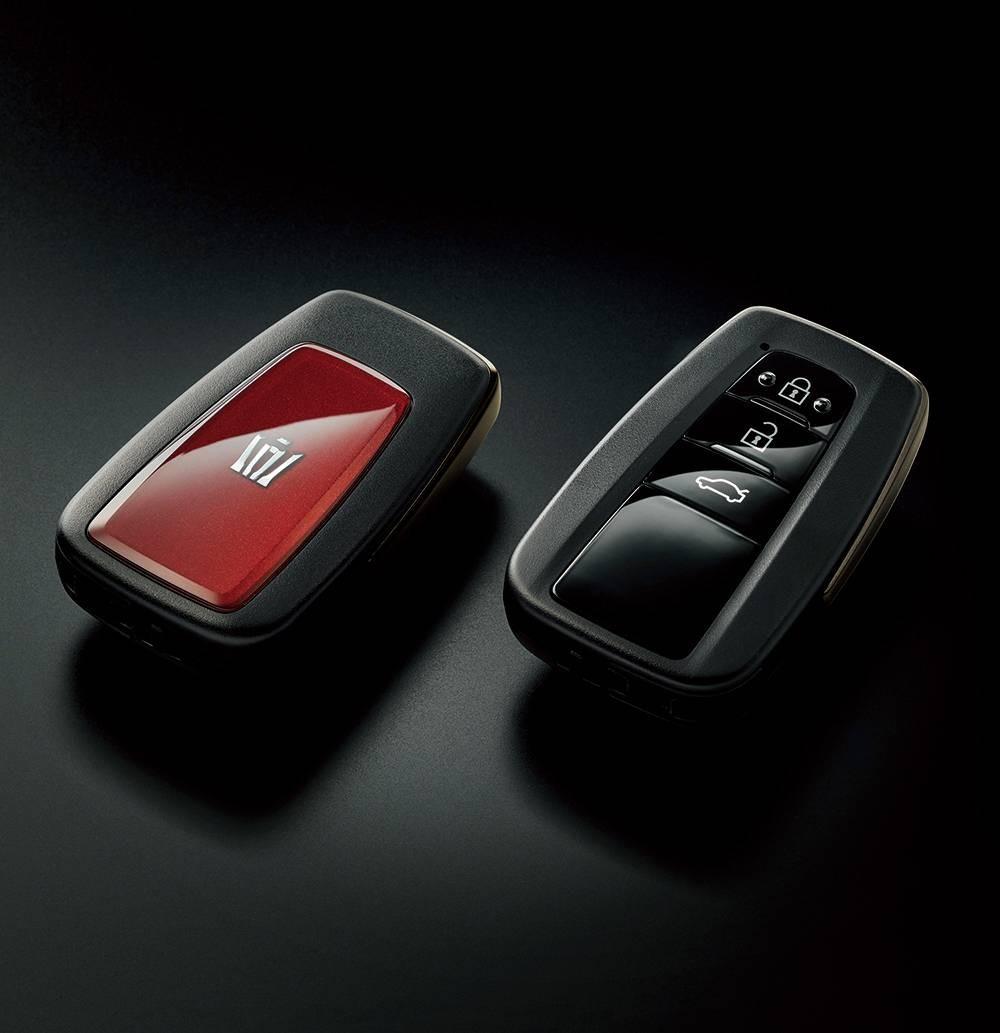 Chìa khóa của Toyota Crown Sport Style 2020