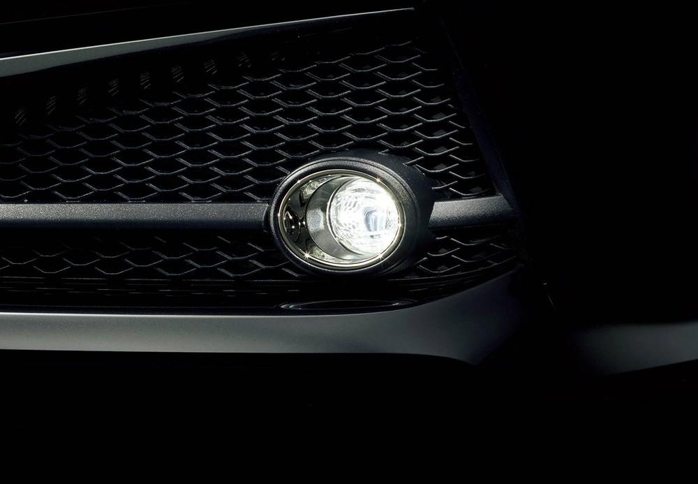 Viền đèn sương mù màu đen của Toyota Crown Sport Style 2020