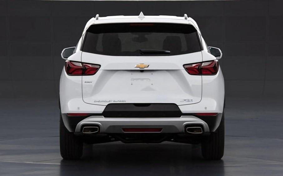 Chevrolet Blazer XL tạm thời chỉ có 1 loại động cơ duy nhất