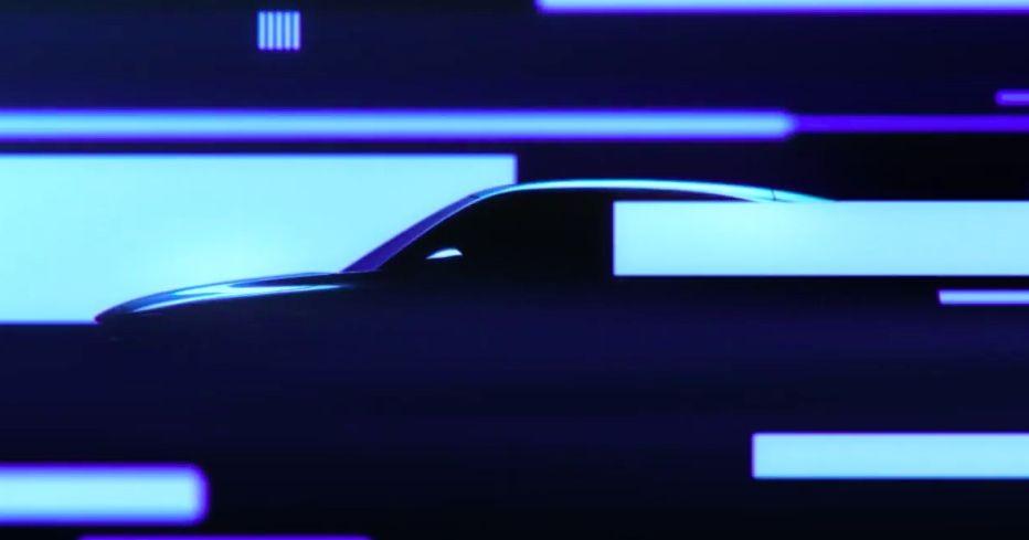 Mẫu xe điện mới của Mazda sẽ mang kiểu dáng crossover lai coupe