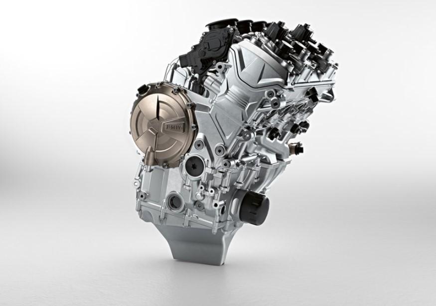 Động cơ của xe có thể thừa hưởng từ mẫu BMW S1000RR 2019