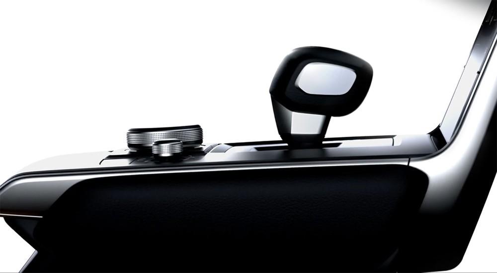 Cụm điều khiển trung tâm của Mazda MX-30