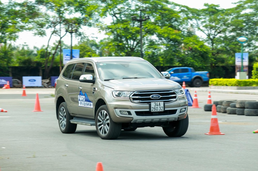 Sức bán của Ford Everest có dấu hiệu đi lên rõ rệt trong những tháng gần đây